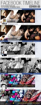 Facebook Cover 05 - GraphicRiver