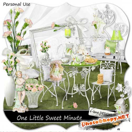 �����-����� - ���� ��������� ������� ������. Scrap - One Little Sweet Minute