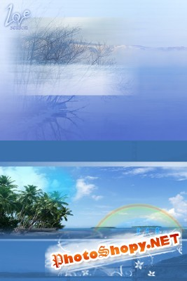 Summer Dream psd for Photoshop