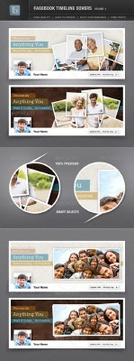Facebook Timeline Covers - Volume 2 - GraphicRiver
