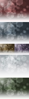 Psd Backgrounds for Photoshop - Bokeh