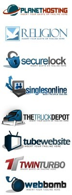 Psd Logo Design for Photoshop Pack 9