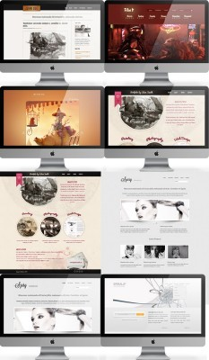 Web Templates Psd Pack 10 For Photoshop