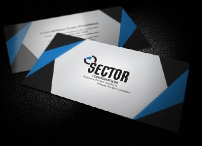 Business Card Psd for Photoshop