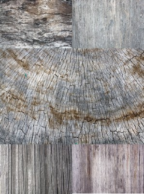 Old Wood Textures Set