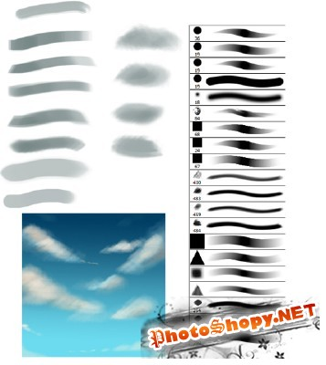 Photoshop Brushes Set #2