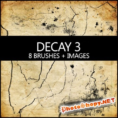 Decay Brushes 3