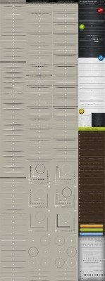 Resizable Dividers Bundle