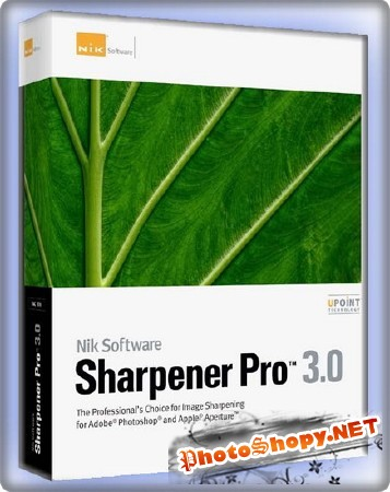 Nik Software Sharpener Pro 3.010 Rev 20903 + keygen XFORCE