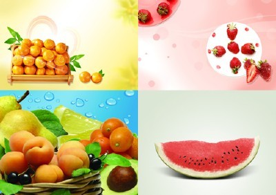 Fruit Pack for Photoshop # 2