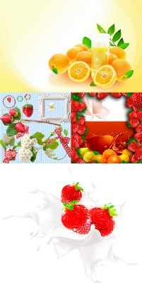 Fruit Pack for Photoshop # 3
