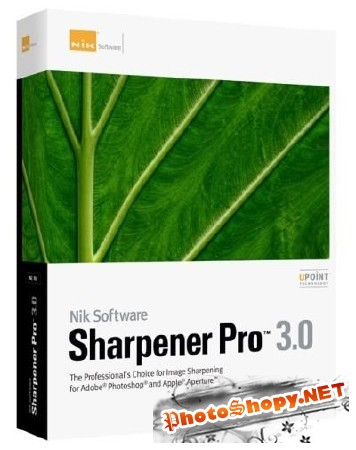 Nik Software Sharpener Pro 3.010