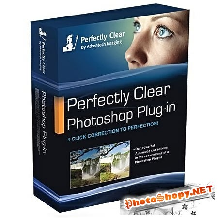 Athentech Perfectly Clear 1.6.3 for Adobe Photoshop (x32/x64)