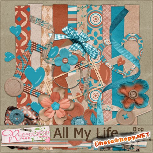 Scrap-set - All My Life