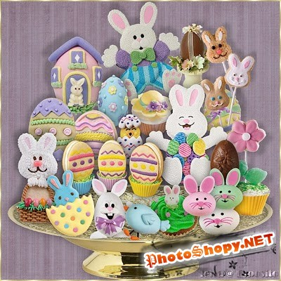 Scrap-kit - Easter Sweets