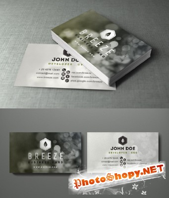 Corporate Business Card vol 6