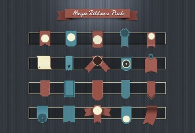 Mega Ribbons Pack 3