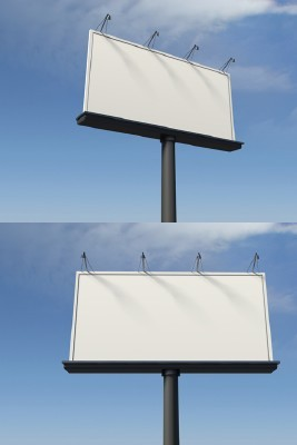 2 Billboard Mock-Ups PSD