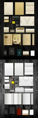 Corporate Identity PSD Vol.2