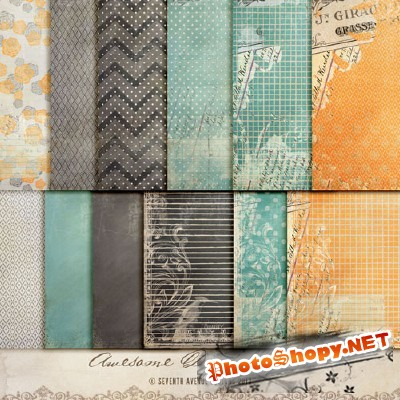 Awesome Digital Papers