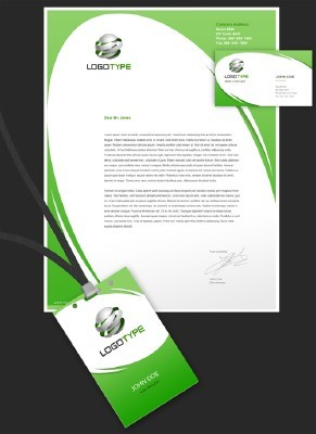 Corporate Identity Pack 4