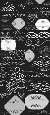 Photoshop Brushes Ornamental Set 59