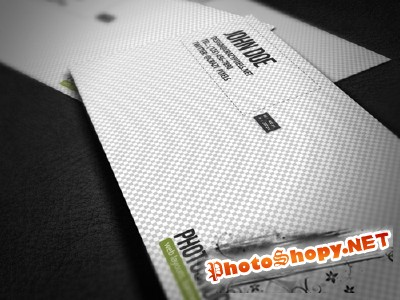 Photoshop Master Business Card