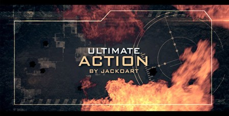 Footage - VideoHive Ultimate Action Promo After Effects Project