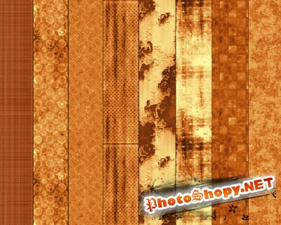 Grunge Rusted Metal Backgrounds