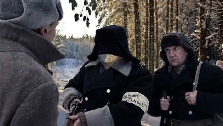 Шаблон для мужчин-кадры из военного фильма