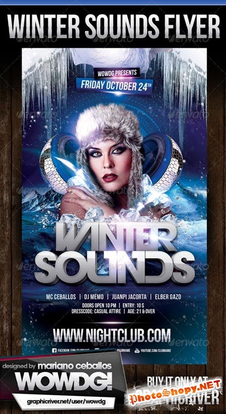 PSD - Winter Sounds