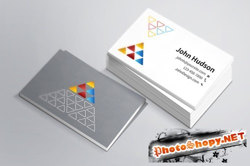 Business Card and Mock Up Templates