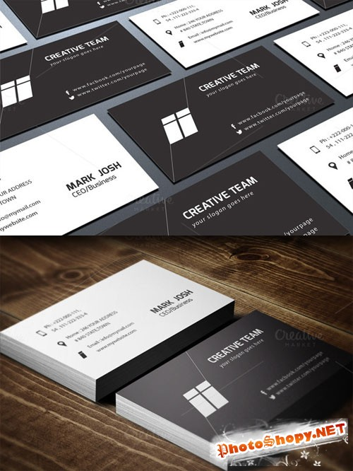 CreativeMarket - Creative Business Card Vol.2