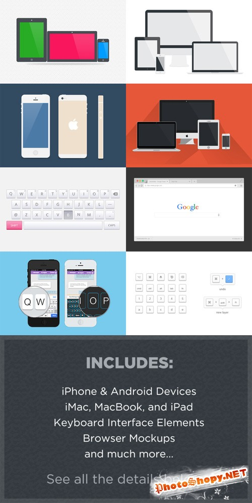 Ultimate Mockup Bundle