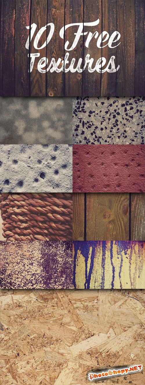 10 Hi-Res Abstract Photos