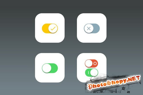 iOS Setting Icons - Creativemarket 87600