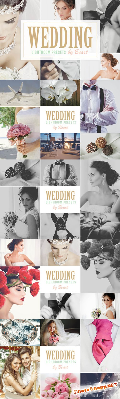 Wedding Lightroom Presets - CM 101567