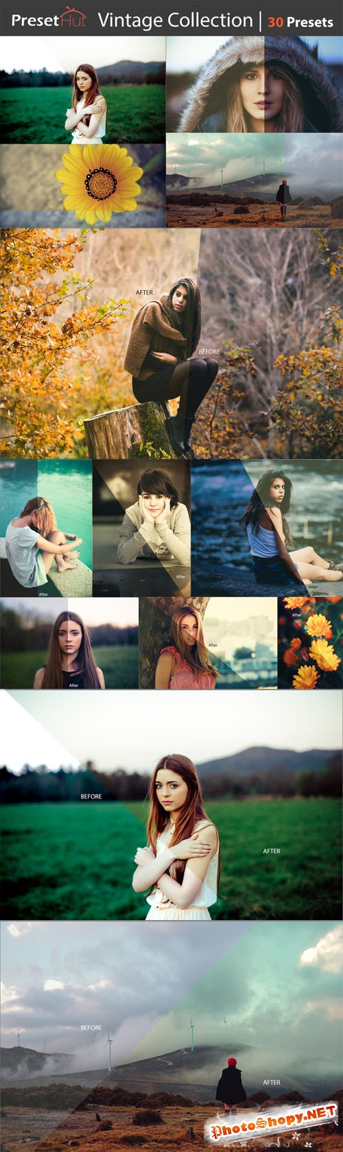 LR Vintage Collection - Creativemarket 53852