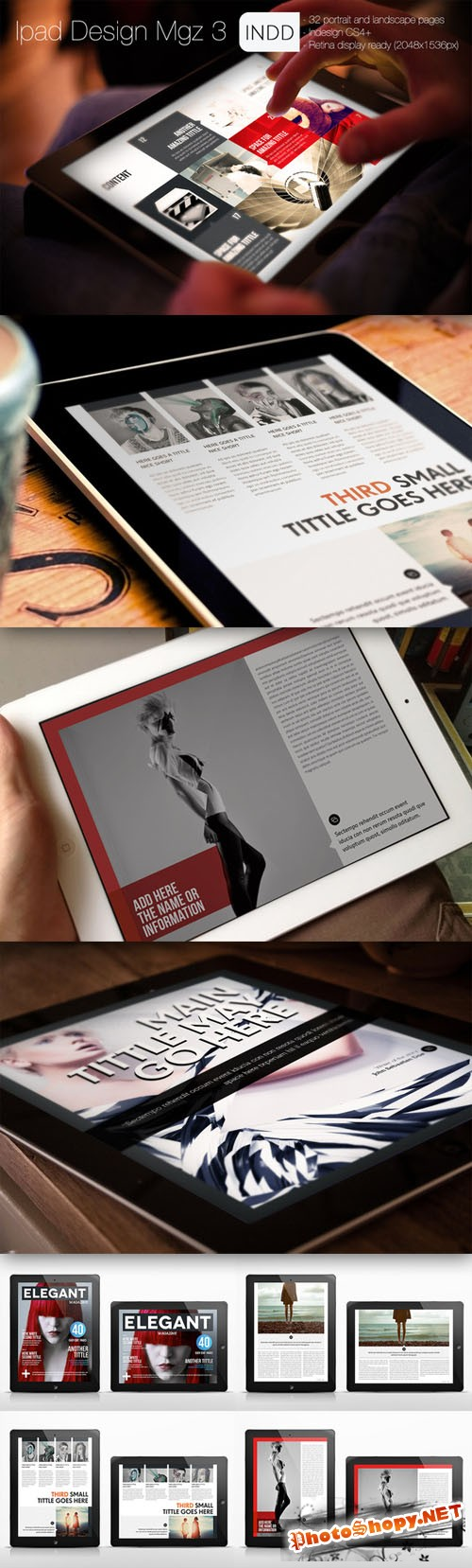 Ipad Design Magazine 3 - CM 105025