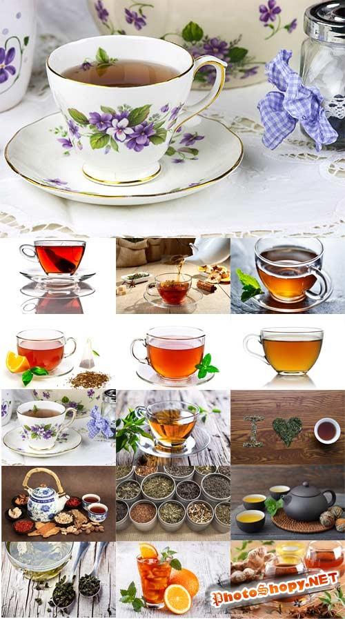 Чайная церемония - растровый клипарт