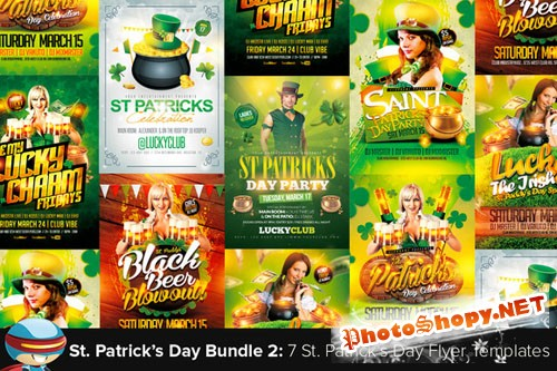 Saint Patrick's Day Bundle 2 - Creativemarket 202776