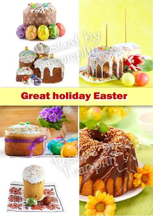 Растровые фоны - Великий праздник Пасха