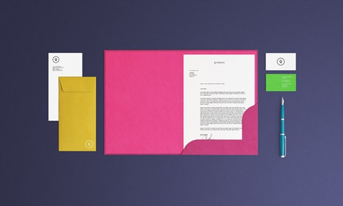 PSD Scene - Mock Up Stationery 60