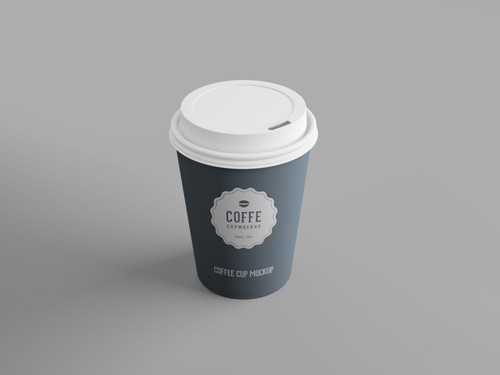 Coffe Cup Mock up PSD