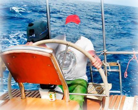 Psd для фотошопа - Ушел в свободное плавание