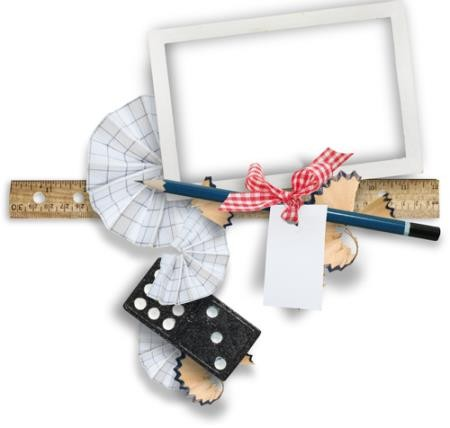 Рамка фотошоп - Домашняя коллекция