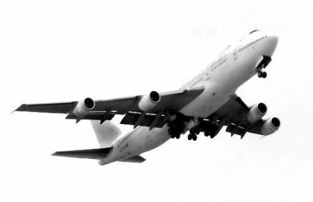 Png для клипартов - Пассажирские и военные самолеты