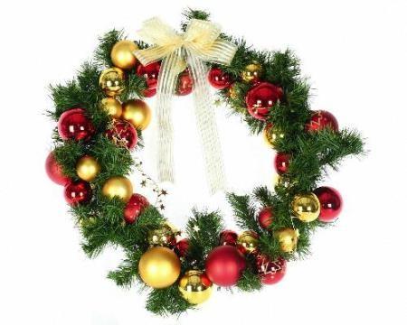 Необходимый набор png на прозрачном фоне - Рождественские венки