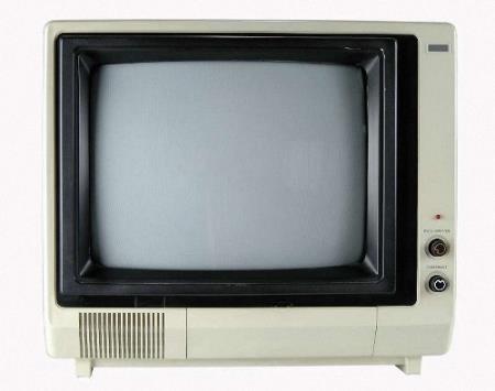 Клипарты Png на прозрачном фоне - Старые телевизоры