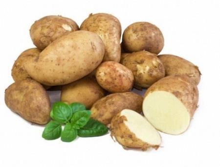 Нужная коллекция на прозрачном фоне - Картошка разных сортов